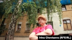 Флюра Кагаманова, жительница дома на улице Бауманская, дом 58/25, корпус 8