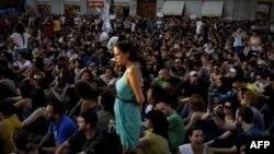 Соціальні протести в Іспанії відбуваються не вперше