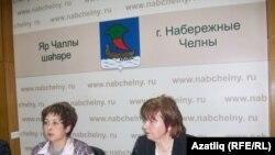 Фәнилә Илаева (с), Лена Нуртдинова (у)