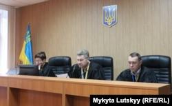 Донецкий апелляционный суд рассмотрел апелляцию адвоката Вадима Погодина, Бахмут, 8 февраля 2018 года