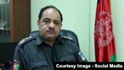 فریدون عبیدی رئیس تحقیقات جرایم جنایی قوماندانی امنیه کابل