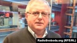 Редактор новин мовних служб BBC Олексій Сологубенко