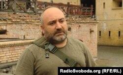 Заступник командира «Грузинського легіону» Зураб Чихелідзе