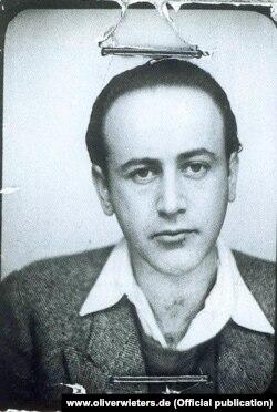 Пауль Целан, 1938 год