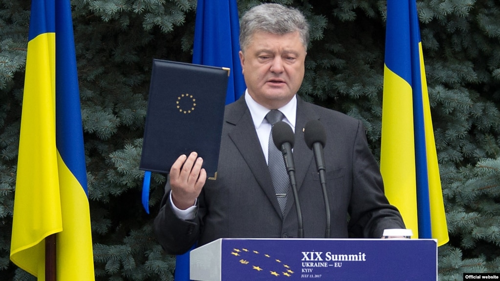 After Four Years Of Drama Eu Ukraine Association Agreement Comes