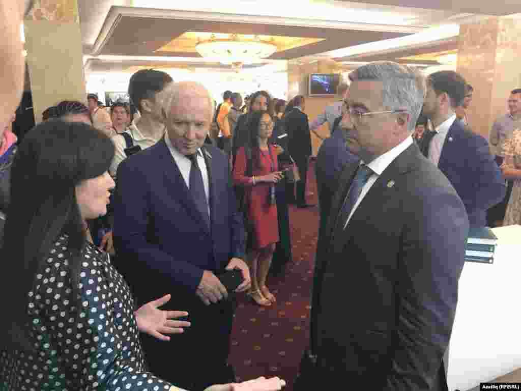 Ринат Закиров һәм Васыйл Шәйхразиев