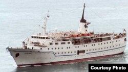 Круїзний лайнер ADRIANА