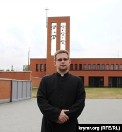 отец Юрий Блажеевский