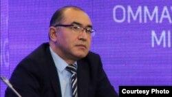 Асаджон Ходжаев, пресс-секретарь президента Узбекистана Шавката Мирзияева.
