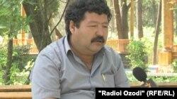 Шокирҷон Ҳакимов, ҳуқуқдони тоҷик.