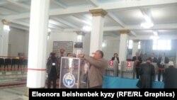 КУУдагы ректор шайлоо, 18-октябрь, 2014.