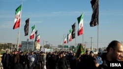 زائران ایرانی راهی عراق
