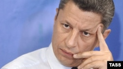 Ukrainian Fuel and Energy Minister Yuriy Boiko