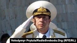 Головнокомандувач Військово-морського флоту Росії Олександр Федотенков