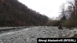 ლაგოდეხის ხევი