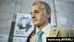 Mustafa Dzhemilev is a Ukrainian lawmaker and a well-known Soviet-era human rights activist.