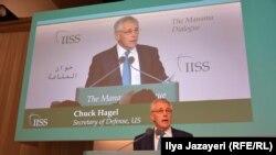 Sekretari amerikan i mbrojtjes Chuck Hagel.