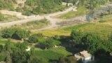 Кыргызстандын Максат, Тажикстандын Овчу-Калача айылдары чектешкен аймак.