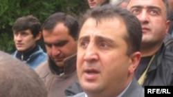 Дмитрий Санакоев - кандидат в альтернативные президенты