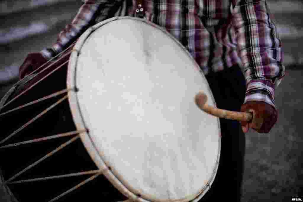 The Drummers Of Macedonia's Semka Band #31