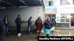 İran-Azərbaycan sərhədi. 10noy2016