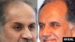 خبر کنار گذاشتن وزرای نفت و صنایع از دولت محمود احمدی نژاد روز یکشنبه رسما اعلام شد.