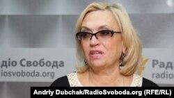 Олександра Кужель, народний депутат від «Батьківщини»