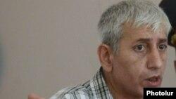 Шант Арутюнян в суде (архив)