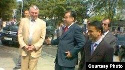 Зайд Саидов считался успешным предпринимателем, близким к президенту Таджикистана