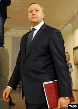 Губернатор Саратовской области Валерий Радаев