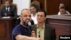 """Судебный процесс в Каире над сторонниками """"Братьев-мусульман"""", май 2014 года"""