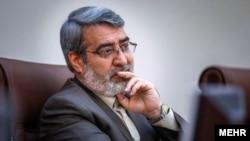 ირანის შინაგან საქმეთა მინისტრი აბდულრეზა ფაზლი