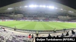 Стадион «Аль-Айн» в ОАЭ. Рассчитан на 25,5 тысячи зрителей.