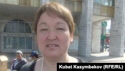 Марипа Алыйкулова.