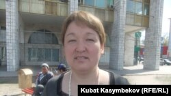 Марипа Алыйкулова
