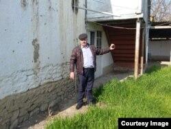 Лидер инициативной группы переселенцев Аллахверди Мамедов не был дома уже 7 лет