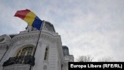 بیرق رومانیا