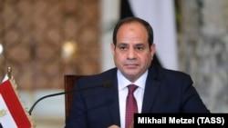 Egyptian President Abdel el-Sisi
