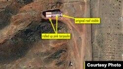Իրան -- Փարչինի ռազմաբազան, որտեղ ենթադրաբար միջուկային զենք ստեղծելու փորձեր են արվում, արխիվ, 19-ը սեպտեմբերի, 2012թ․