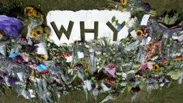 Квіти в Нідерландах на знак жалоби за загиблими пасажирами рейсу MH17