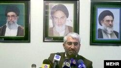 علیرضا جمشیدی، سخنگوی قوه قضائیه ایران