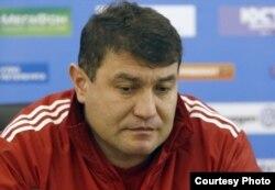 Мубин Эргашев.