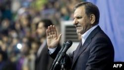 Zëvendëspresidenti i Iranit, Eshaq Jahangiri. Foto nga arkivi.