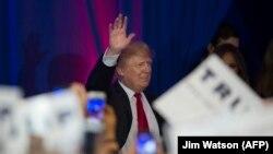 Kandidati republikan për president, Donald Trump
