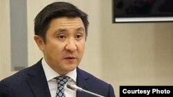 Қазақстан футбол федерациясының президенті Ерлан Қожағапанов.