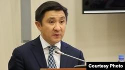 Президент Федерации футбола Казахстана (ФФК) Ерлан Кожагапанов.