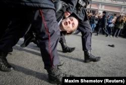 Задержания 26 марта 2017 года в Москве