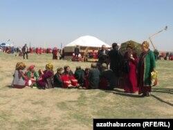 """Nowruz"" baýramy, Ahal, mart, 2014 ý."