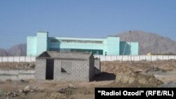 Khujand Prison in northern Tajikistan (file photo)
