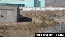 Зиндони рақами севум дар шаҳри Хуҷанд
